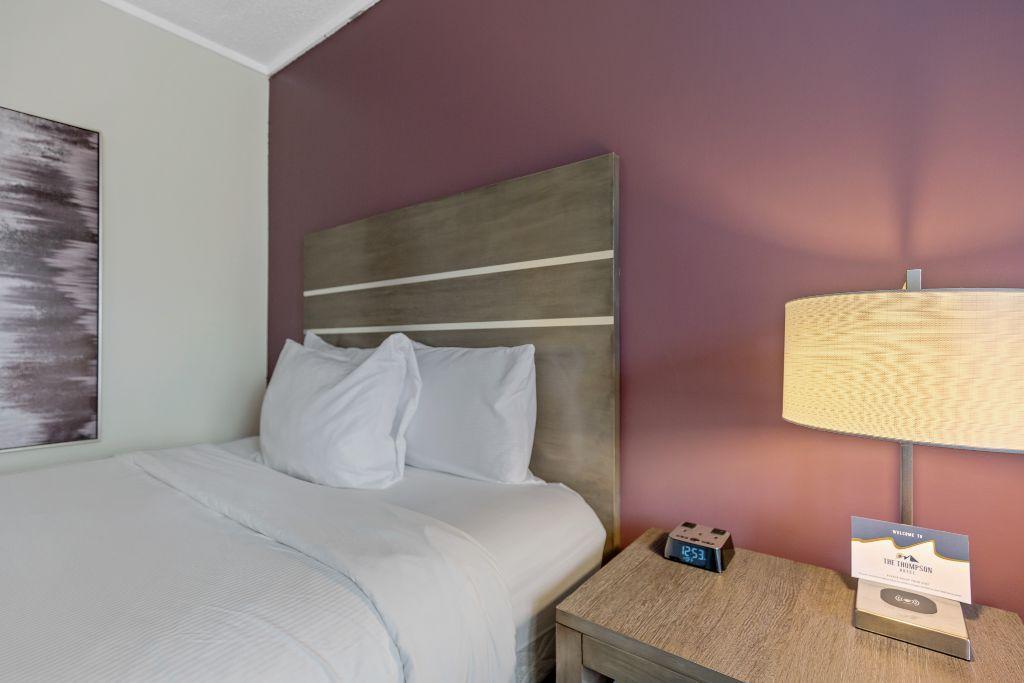 Generic room photo at Thompson Hotel in Kamloops